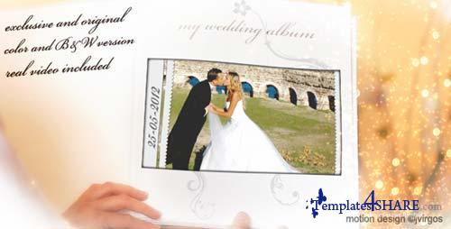 Wedding Album Love Memories - After Effects Project (Videohive)