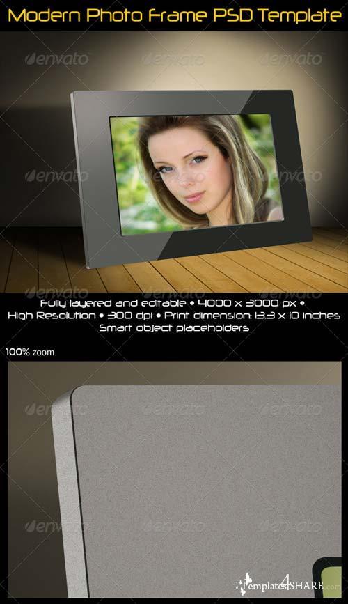 GraphicRiver Modern Photo Frame