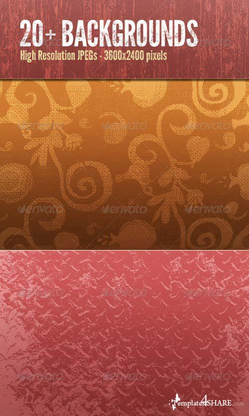 GraphicRiver 20 Backgrounds