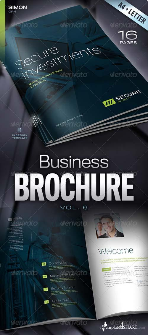 GraphicRiver Business Brochure Vol. 6