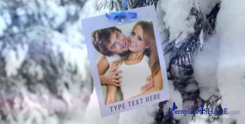 Winter Photo Slideshow - After Effects Project (Videohive)