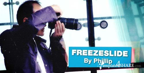 FreezeSlide - After Effects Project (Videohive)