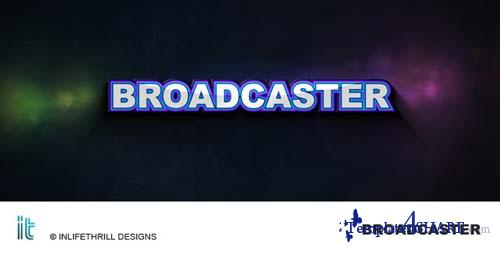 BroadCaster - After Effects Project (Videohive)