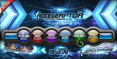 Accelerator - After Effects Project (Videohive)