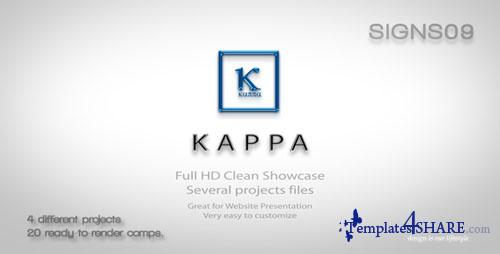 Kappa Website Promotion Full HD - After Effects Project (Videohive)