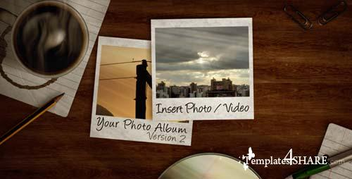 Photo Album V.2 - After Effects Project (Videohive)