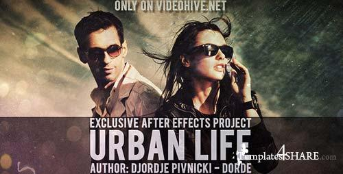 Urban Life - After Effects Project (Videohive)