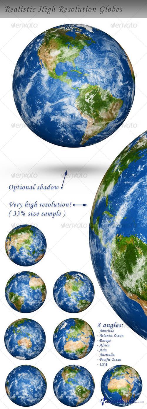 GraphicRiver Globe