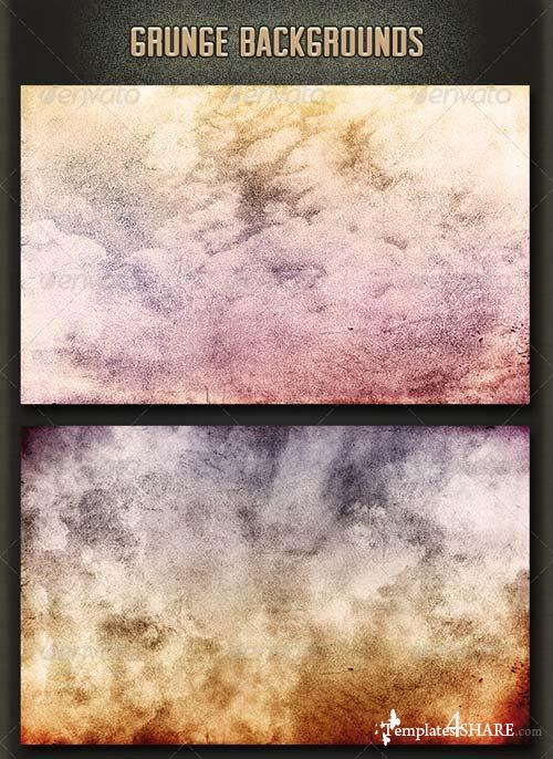 GraphicRiver Grunge Backgrounds 4888597