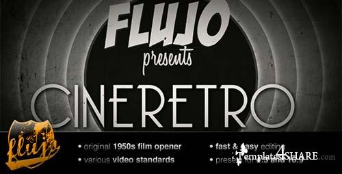 CineRetro - After Effects Project (Videohive)