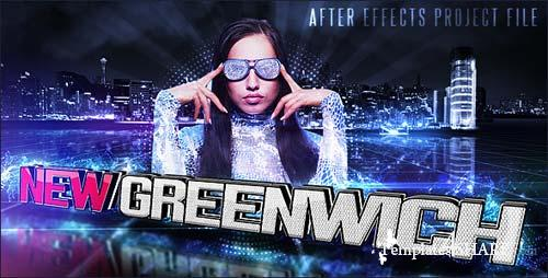 New Greenwich - After Effects Project (Videohive)