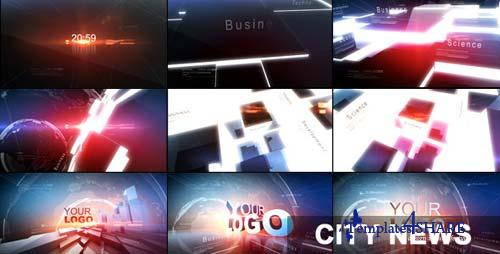 City News - After Effects Project (Videohive)