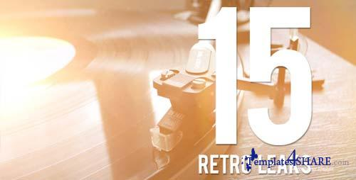 Retro Leaks Transitions - After Effects Motion Graphics (Videohive)