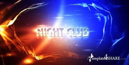 Night Club - After Effects Project (Videohive)