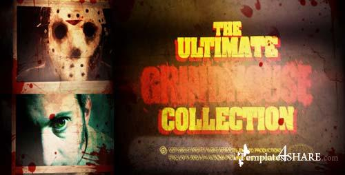 The Ultimate Grindhouse Collection V1 - After Effects Project (Videohive)