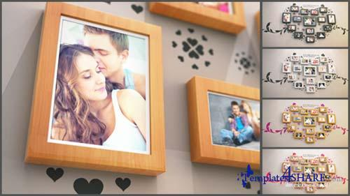 Love Photo Gallery - After Effects Project (Videohive)