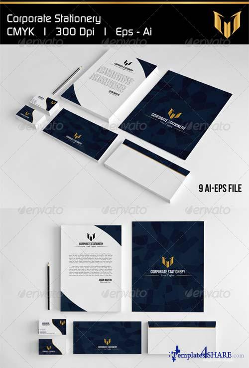 GraphicRiver Creative Stationery