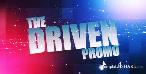 The Driven Promo - After Effects Project (Videohive)