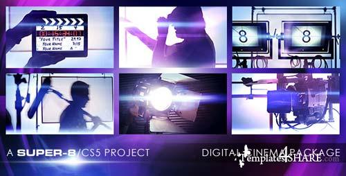 Digital Cinema Package - After Effects Project (Videohive)