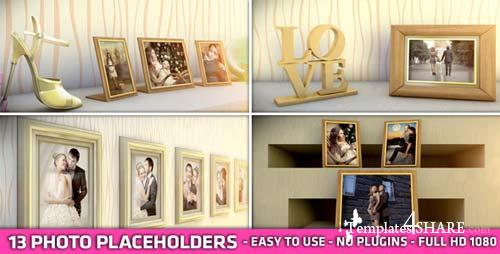 Romantic Frames - After Effects Project (Videohive)
