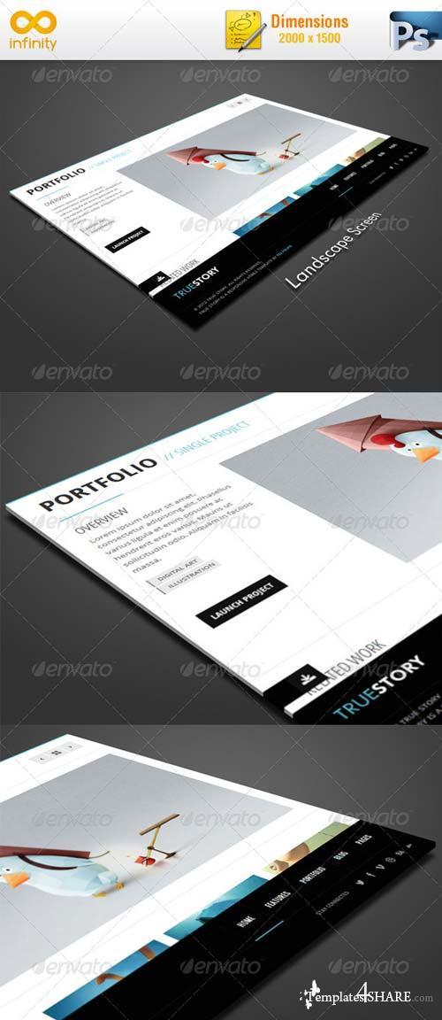 GraphicRiver Tablet Mockup