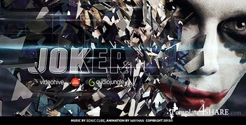 Joker - After Effects Project (Videohive)