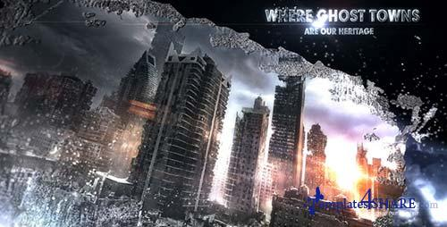 Fragments of Civilization - After Effects Project (Videohive)