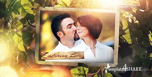 The Secret Garden Photo Gallery - After Effects Project (Videohive)