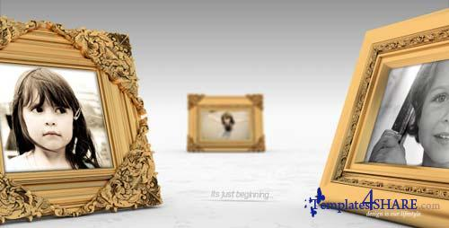 Royal Frames Photo Gallery - After Effects Project (Videohive)