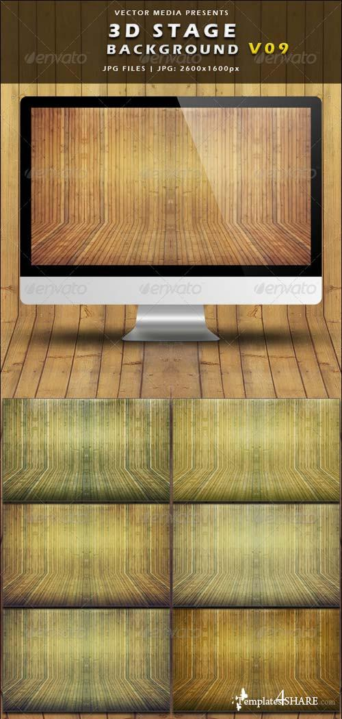 GraphicRiver Stage Background - Vol.09