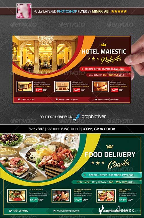 GraphicRiver Multipurpose Poster/Flyer