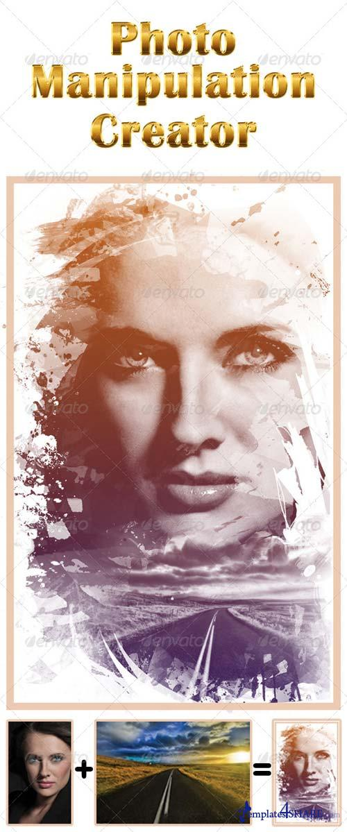 GraphicRiver Photo Manipulation Creator