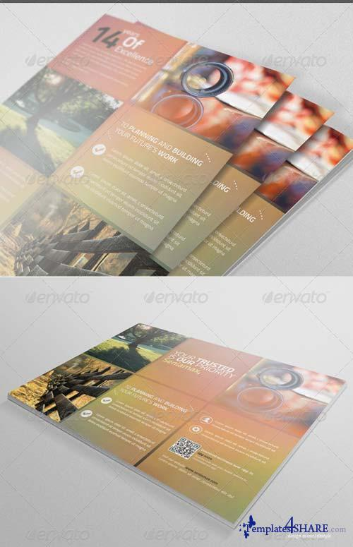 GraphicRiver Corporate Flyer Vol.10