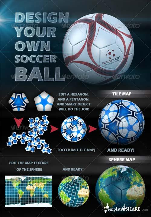 GraphicRiver Soccer Ball Design Creator