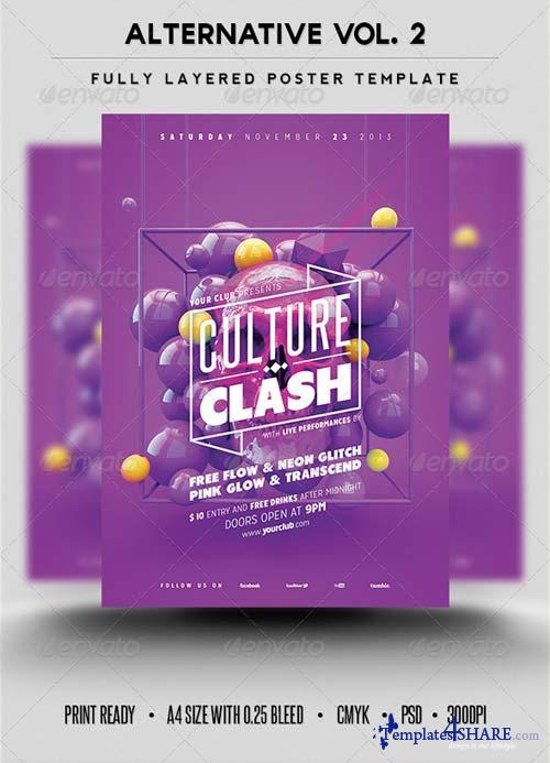 GraphicRiver Alternative Vol.2