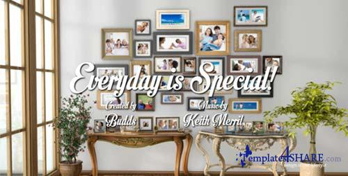 Everyday is Special - After Effects Project (Videohive)