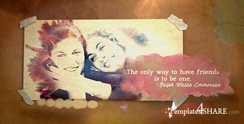 Watercolor Quotes Portrait - After Effects Project (Videohive)