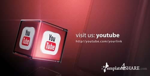 Social Networking - Logo Reveal - After Effects Project (Videohive)