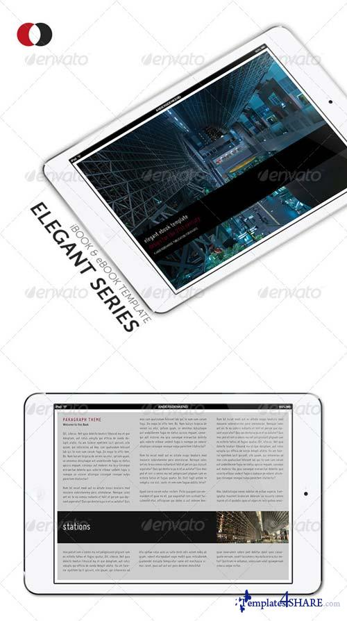 GraphicRiver iBook & eBook Template - Elegant Series