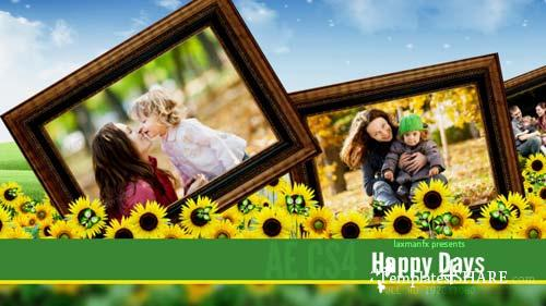 Happy Days - After Effects Project (Videohive)
