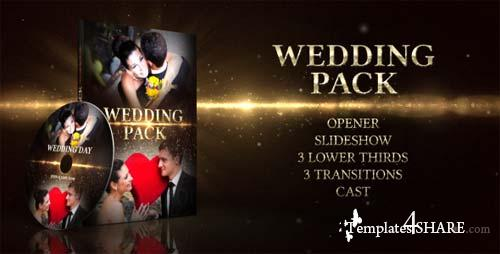 Wedding Pack 4588232 - After Effects Project (Videohive)