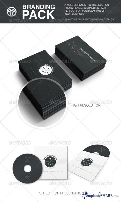 GraphicRiver TD Branding Pack 01