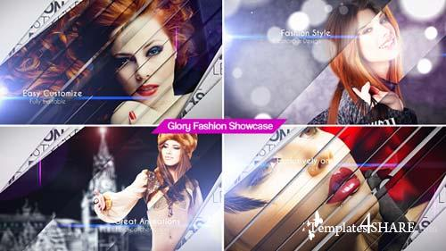 Glory Fashion Showcase - After Effects Project (Videohive)