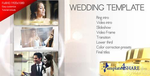 Wedding Mega Pack - After Effects Project (Videohive)