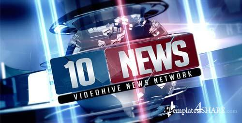 News Ident Pack - After Effects Project (Videohive)