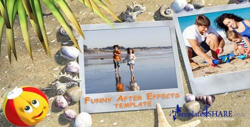 Magic Summer - After Effects Project (Videohive)