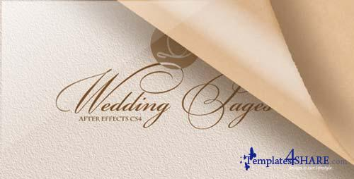 Wedding Pages - After Effects Project (Videohive)