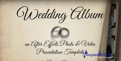 Wedding Album 3522819 - After Effects Project (Videohive)