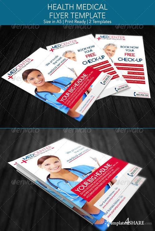GraphicRiver Health Medical Flyer Template