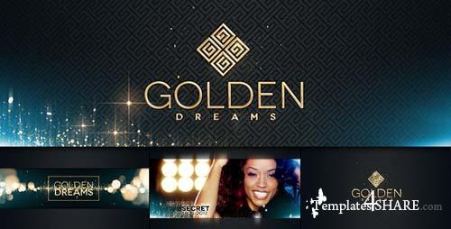 Fashion 3 - Golden Dreams - After Effects Project (Videohive)